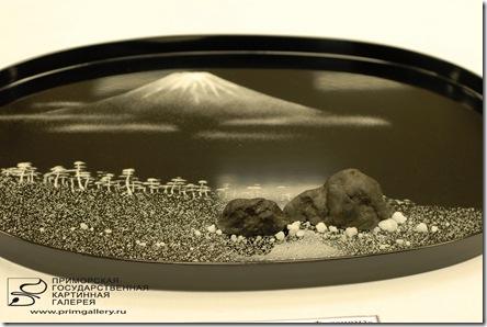 Сосновый бор и гора Фудзияма2