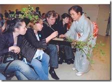 ikebana demo