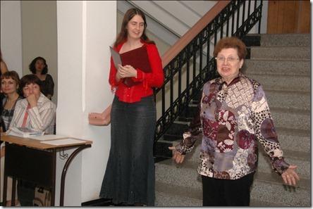 Khamatova AA Director Oriental Studies Inst
