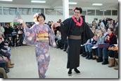 Hirota san i Syudo san