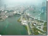 Macau iz okna vyshki
