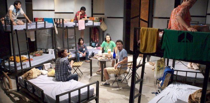 Постановочное искусство в современном японском театре