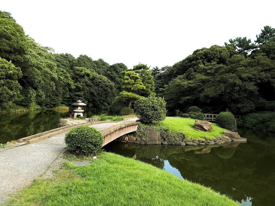 Сад Синдзюку Гиён