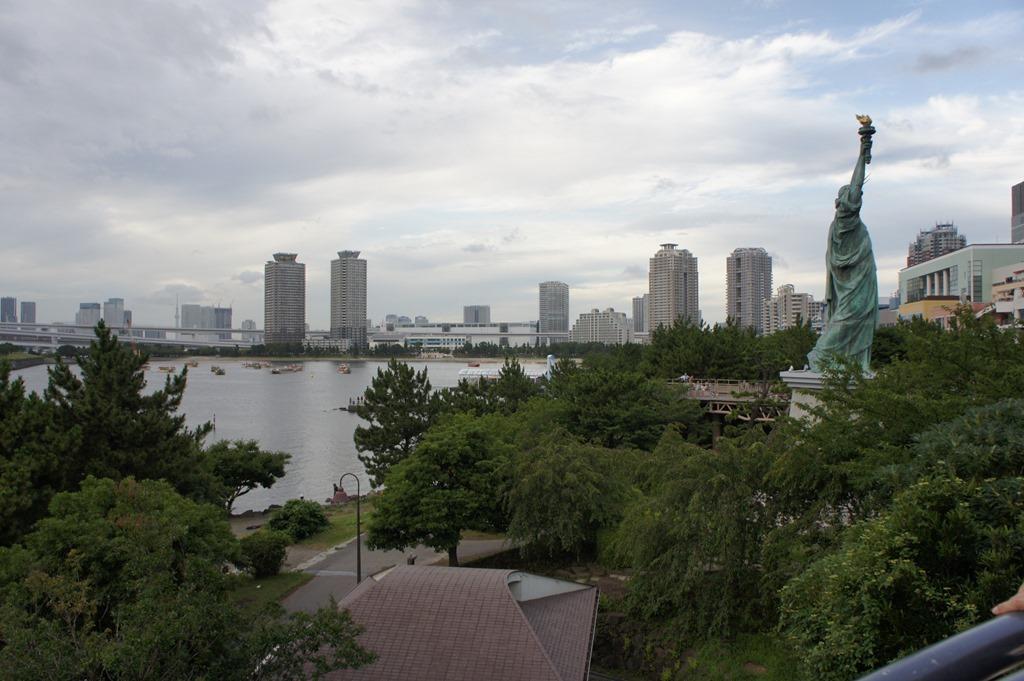 Токио Одайба