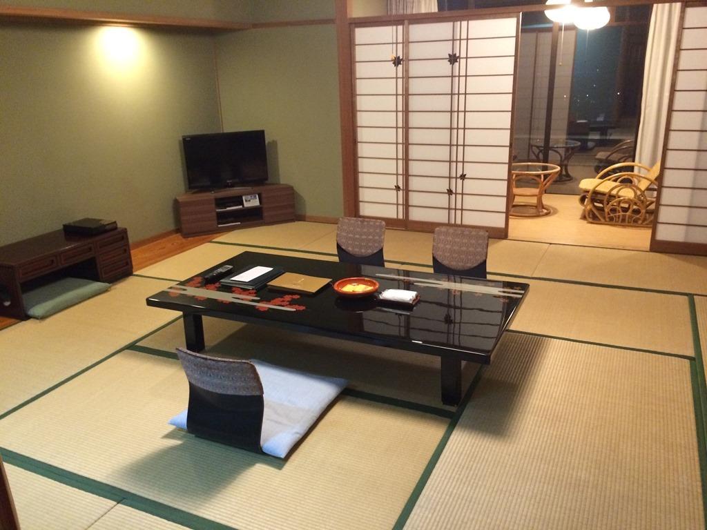 комната в Рёкане